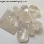 Bergkristall - energetische Hausreinigung, Copyright Aloisia Derin